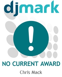 DJ Chris Mack is a PLATINUM DJmark holder