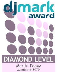 M.F.Events UK is a DIAMOND DJmark holder