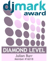 Bristol Disco Hire is a DJmark PLATINUM award holder