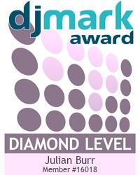 Check out Bristol Disco Hire's DJmark Award!