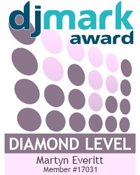 Check out Infiniti Disco's DJmark Award!