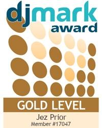 Limelight UK Entertainment is a DJmark PLATINUM award holder